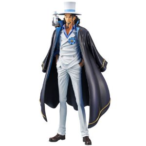 Rob Lucci vol 3 - One Piece - Banpresto