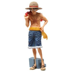 Monkey D. Luffy - One Piece - Magazine Vol. 2 - Banpresto