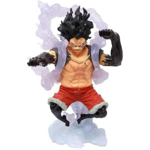 Monkey D. Luffy (Gear Fourth: Snakeman) - King Of Artist - One Piece - Banpresto