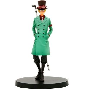 Stampede Sabo  - One Piece - The Grandline Men DXF Vol 2 - Banpresto