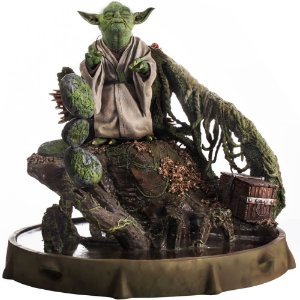 YODA 1/4 LEGACY REPLICA - STAR WARS - IRON STUDIOS