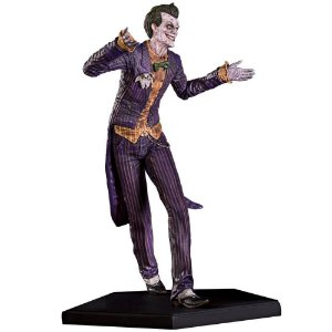 Coringa - Joker Arkham Knight Art Scale 1/10 Iron Studios