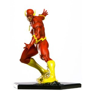 The Flash 1/10 - Dc Comics - Iron Studios