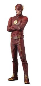 The Flash (TV Series) ArtFX+ Escala 1/10 - Kotobukiya