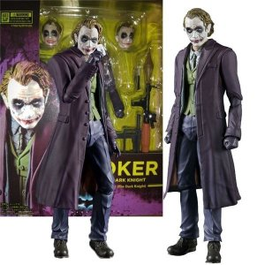 SHF - S.H. Figuarts- The Dark Knight- Joker Gallery - Heath Ledger