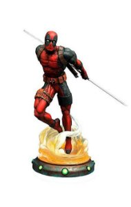 DEADPOOL - MARVEL GALLERY STATUE