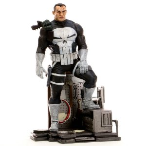 PUNISHER COMICS- MARVEL GALLERY STATUE - DIAMOND SELECT