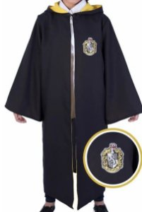 Capa Manto Harry Potter - Lufa-Lufa Cosplay