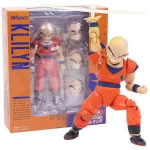 SHF - S. H. Figuarts Dragon Ball Z - Krillin Klilyn