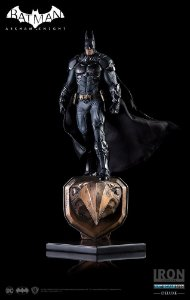 Batman Arkham Knight Deluxe - 1/10 Iron Studios