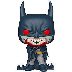 Batman Red Rain - Pop! Funko Heroes - Batman 80 years - #286