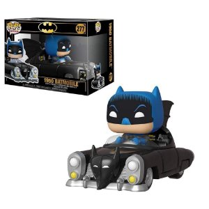 Funko Pop! RIDES: Batman 80th - 1950 Batmobile #277