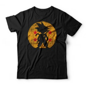 Camiseta Studio Geek- Esfera Goku - Dragon Ball