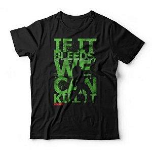 Camiseta Studio Geek- Predador