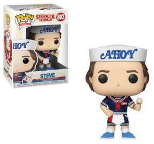 Funko Pop! Stranger Things - Steve - Stranger Things - #803