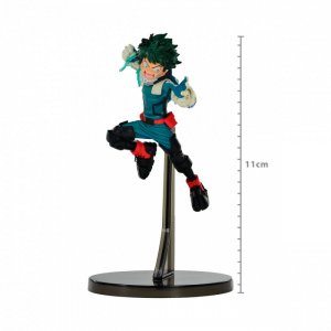 My Hero Academia The Movie Heroes: Rising vs Villain Deku - Bandai