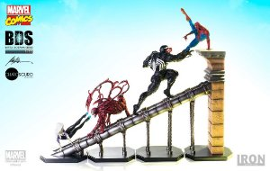 BATTLE DIORAMA SERIES HOMEM ARANHA - (SPIDERMAN)  - BDS ART SCALE 1/10 - IRON STUDIOS