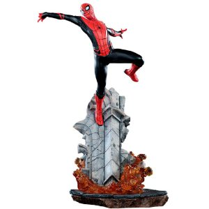 Homem Aranha (Spider-Man) 1/10 BDS - Spider-Man: Far From Home - Iron Studios