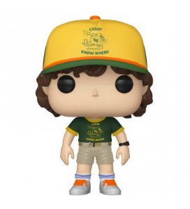 Funko Pop Dustin at Camp #804 - Stranger Things