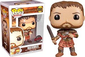 Funko Pop! Maximus: O Gladiador (Gladiator) #860 - Special Edition