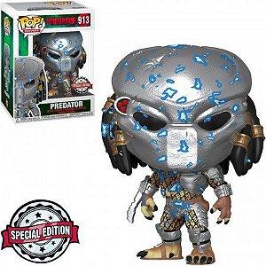 Funko Pop! The Predator - Predador W/blue Electric Armour #913