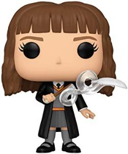Funko pop! Hermione com a pena (Hermione with Feather) #113: Harry Potter