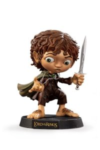 Frodo - Lord of the Rings - MiniCo - Iron Studios