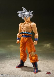 SHF Goku Ultra Instinct - Dragon Ball: Super - S.H.Figuarts