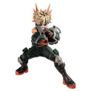 My Hero Academia- Katsuki Bakugou  - Enter The Hero