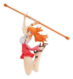 One Piece - Nami - World Figure Colosseum 2