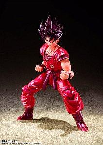 SH Figuarts - Son Goku Kaioken - Dragon Ball Z -Bandai Original