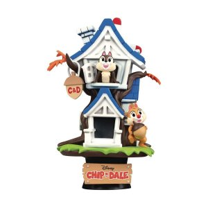 Chip 'n Dale Treehouse- D-Stage - Disney - Best Kingdom