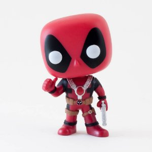 Funko Pop! Marvel: Deadpool - Thumbs Up ( joinha ) #112