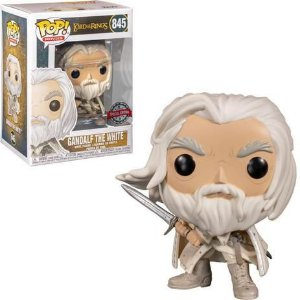 Funko Pop! Movies: Lord of The Rings - Gandalf the White  #845