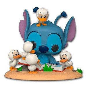 Funko Pop! Disney: Lilo & Stitch - Stitch with Ducks #639