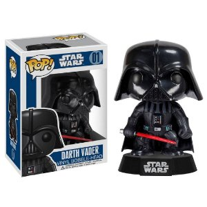Funko Pop! Movies: Star Wars - Darth Vader #01