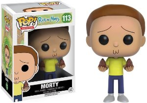 Funko Pop! Animation: Rick and Morty - Morty #113
