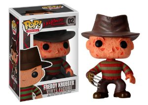 Funko Pop! Movies: A Nightmare on Elm Street - Freddy Krueger #02