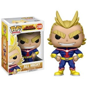 Funko POP! All Might - My Hero Academy #248