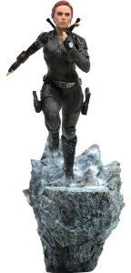 Black Widow - Avengers: Endgame - Marvel - Bds Art Scale 1/10 - Iron Studios