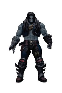 Lobo - Injustice - Storm Collectibles