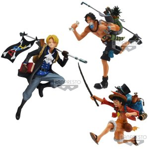 Sabo + Ace + Luffy - One Piece ( Three Brothers )