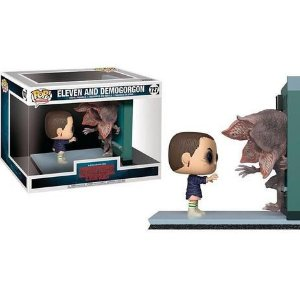 Funko Pop! Stranger Things - Eleven & Demogorgon TV Moments 2-Pack # 727