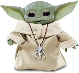 Star Wars - The Child (Baby Yoda) Animatronic Inspirado na Série The Mandalorian - F1119 - Hasbro