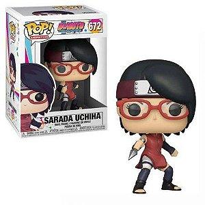 Funko Pop! Sarada Uchiha - Boruto ( Naruto )  #672