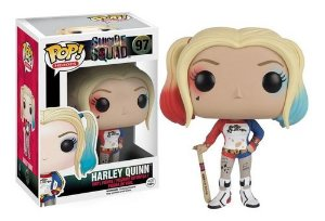 Funko Pop! Harley Quinn #97 - Suicide Squad