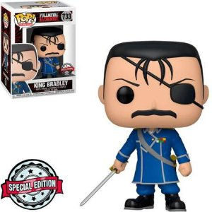 Funko Pop! Animation Fullmetal Alchemist - King Bradley #733