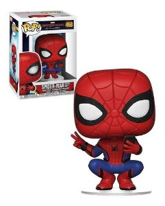 Funko Pop! Marvel Spider-man Far From Home - Homem aranha #468