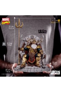 Odin Deluxe - Marvel Comics - Art Scale 1/10 - Iron Studios