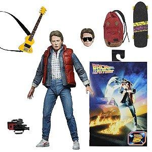 Marty McFly (Ultimate): De Volta Para o Futuro (Back To The Future) - Neca